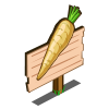 Parsnip Mastery Sign-icon