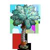 Peacock Palm Tree-icon