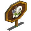 Poofy Fairy Dog Mastery Sign-icon