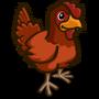 Rhode Island Red Chicken-icon
