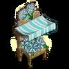 Snowflake Flowers Stall-icon