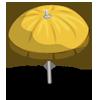 Yellow Umbrella II-icon