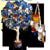 Giant Nutcracker Tree-icon