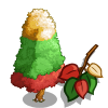 Holiday Corn Tree-icon