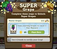 Keep Planting Grape