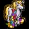 Rapunzel Unicorn-icon