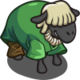 Shaggy Kid Sheep-icon