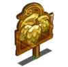 Super Hops Mastery Sign-icon