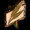 Wheat Mastery Sign-icon