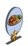 Grilled Ono 1 Star Mastery Sign-icon