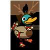 Reindeer Duck-icon
