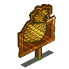 Super Pineapple Mastery Sign-icon