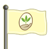 Sweet Seeds Gift Flag-icon
