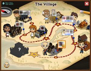 The Village Stage 7