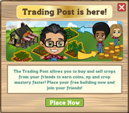 Trading Post is here