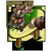 Big Cocoa Truffle Tree Mastery Sign-icon