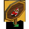 Holiday Corgi Mastery Sign-icon