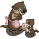 Mom Otter-icon