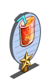 Ruzz-Orange Lemonade 1 Star Mastery Sign-icon