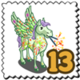 Sparkler Pegasus Stamp-icon