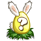 Yellow Baby Bunny Eggs Stage 6-icon
