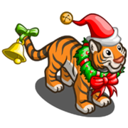 Cheerie Festive Tiger-icon