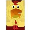 Chicken Costume-icon