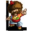 Disco Prom Gnome-icon