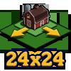 Farm 24x24