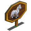 Orlov Trotter Horse Mastery Sign-icon