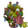 Paper Flower Tree-icon