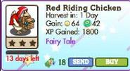 Red Riding Chicken Market Info (July 2012)