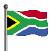South Africa Flag-icon