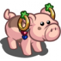 Fabulous Bling Pig-icon