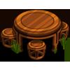 Garden Table Set II-icon