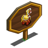 Holiday Foal Mastery Sign-icon