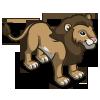Male Lion-icon