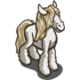 Snow Stallion Foal-icon