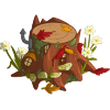 Fairy Tree Stump House-icon