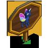 Glowing Pegacorn Foal Mastery Sign-icon