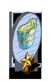 Iceberg Salad 1 Star Mastery Sign-icon