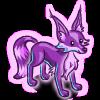 Purple Glow Fox-icon
