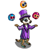 Skull Juggler Meerkat-icon