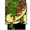 Tiki Tree Mastery Sign-icon