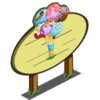 4th Birthday Cake Pop Tree Mastery Sign-icon