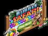 Bubble Safari Promotion