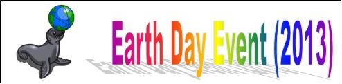 EarthDayEvent(2013)EventBanner