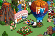 FarmVille's 1st B-Day Event