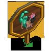 Mermaid Dog Mastery Sign-icon