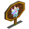 Mother Fairy Pegacorn Mastery Sign-icon